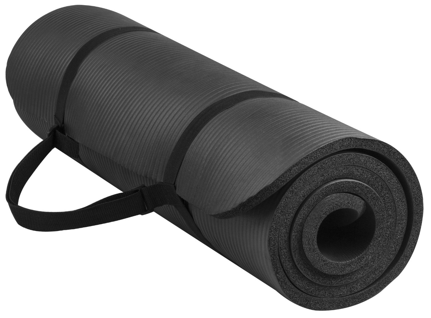 density mat fitness high charcoal pure thick deluxe products extra exercise mats